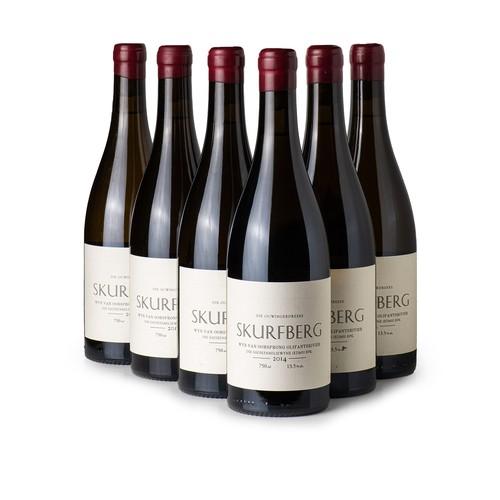 879 - 2014 CHENIN BLANC, OLD VINE SERIES 'SKURFBERG', SADIE FAMILY WINES