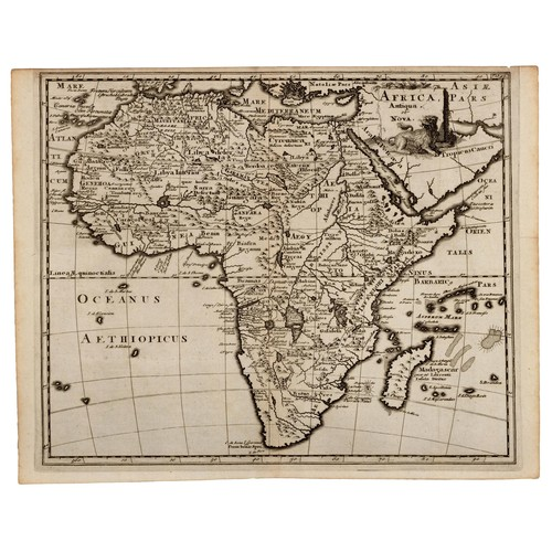 487 - Cluvero -AFRICA, ANTIQUA ET NOVA