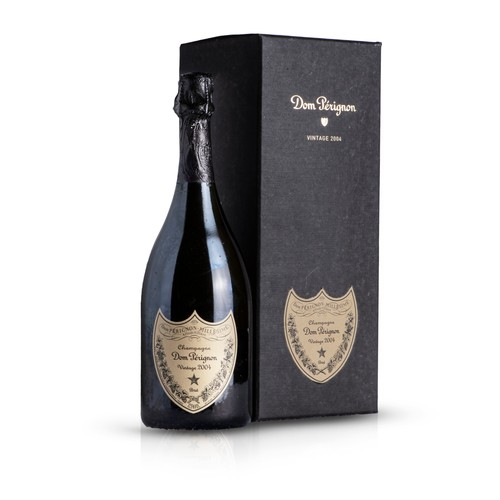 25 - A bottle of Dom Pérignon from Moët & Chandon