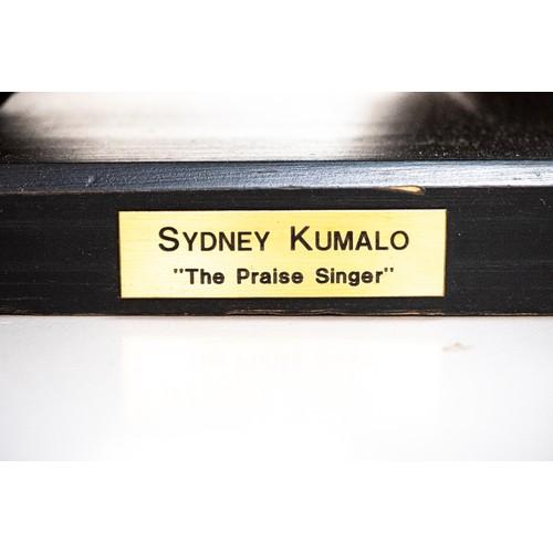 344 - Sydney Alex Kumalo (South African 1935 - 1988) THE PRAISE SINGER I