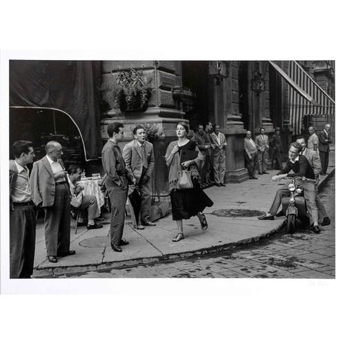 365 - Ruth Orkin (American 1921 - 1985) AN AMERICAN GIRL IN ITALY