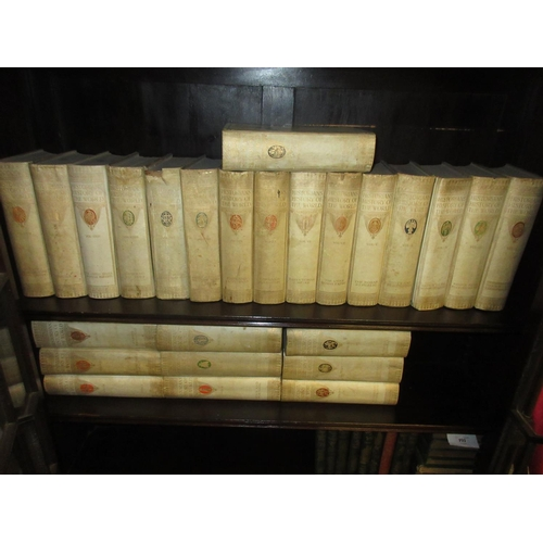 571 - Twenty five volumes, ' The Historians History of the World ', published by The Times, 1908, bound in...