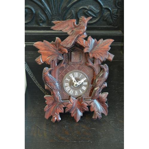 1335 - Small reproduction cuckoo clock...