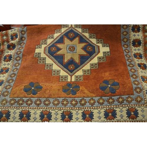 16 - 20th Century Kazak style rug...
