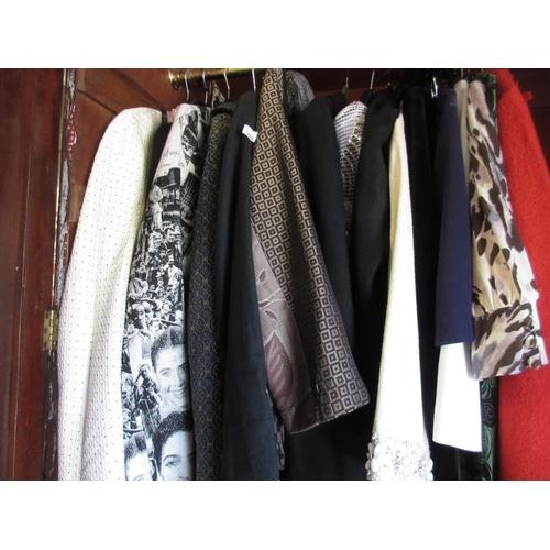 12 - Quantity of modern designer clothing by L.K. Bennett, Fenn Wright Manson, Desigual, Ralph Lauren, Wh...