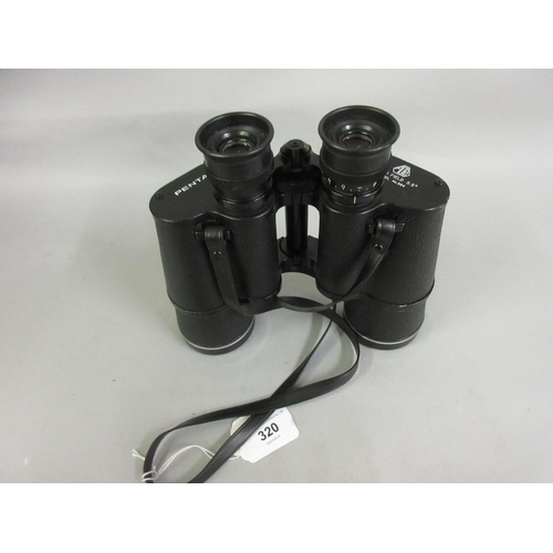320 - Pair of Pentax 10 x 50 field bonoculars...