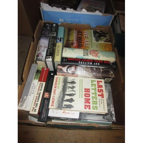 411 - Approximately twenty four volumes, World War II related...