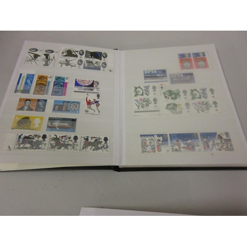 106 - Small album, Great Britain mint stamps...
