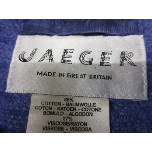 31 - Quantity of ladies Jaeger and other clothing including jackets and dresses...