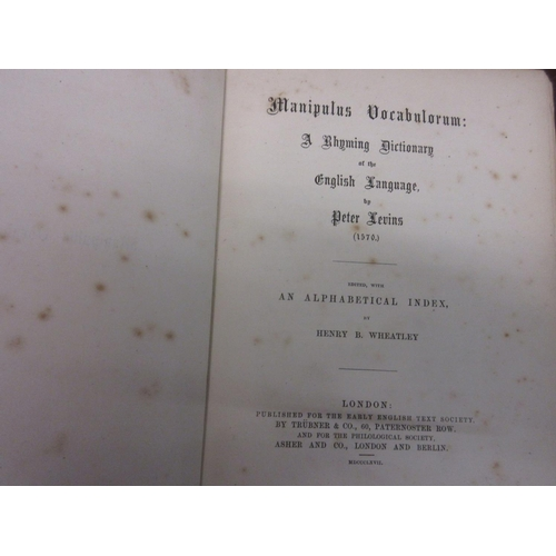410 - One volume ' A Selection of Sepulchral Curiosities ' with a biographical sketch on human longevity b...