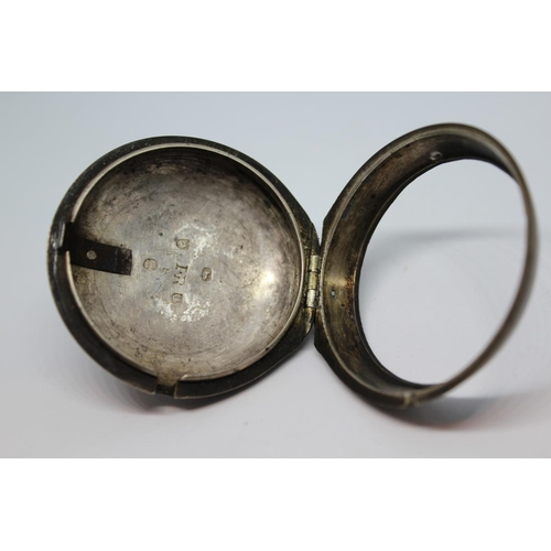 914 - Thomas Mudge.  Plain silver pair cased verge watch, signed to the back plate Thomas Mudge, London, N...