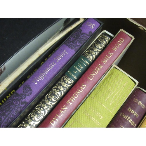 382 - Eighteen Folio Society books and one other...