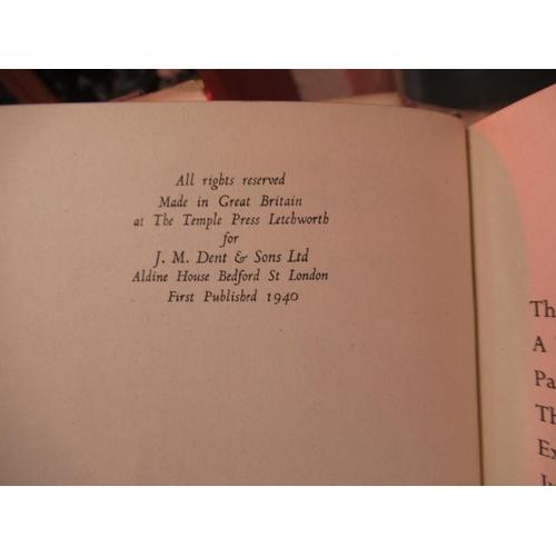 377 - Approximately twenty volumes, poetry related, including Dylan Thomas, John Milton etc...