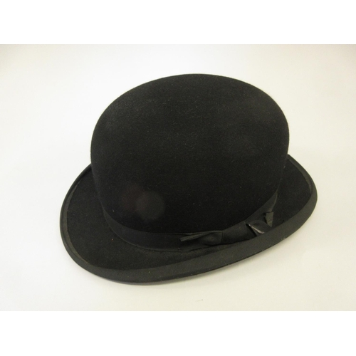 11 - Lock and Company, gentleman's bowler hat...