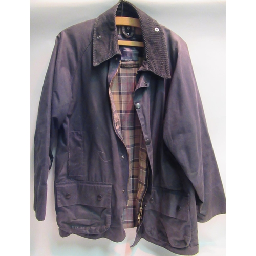 37 - Barber Belford jacket, size 16, together with a Beaufort jacket, size extra large