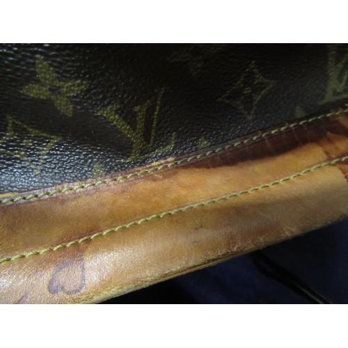 22 - Louis Vuitton Monogram Noe bucket bag (worn)