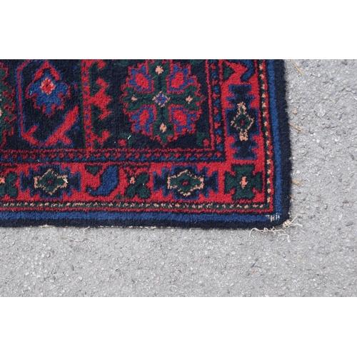 5 - Machine made Turkey pattern rug, 84ins x 72ins