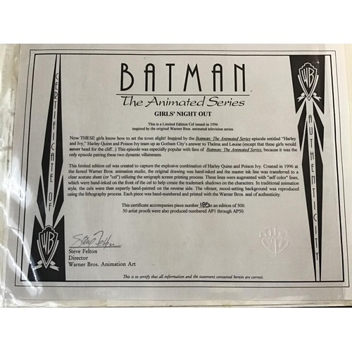 8 - Batman Animated Series
