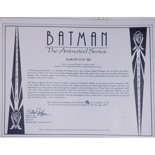 9 - Batman Animated Series