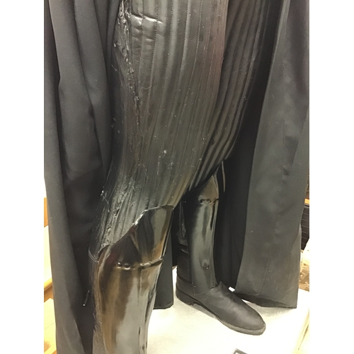 29 - Life size 7ft tall Darth Vader Star Wars Prop Statue. One of only 500 made by Hollywood special effe...