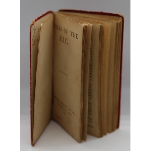 13 - Tales of the R. I. C (Royal Irish Constabulary); Popular Edition; published William Blackwood & Sons...
