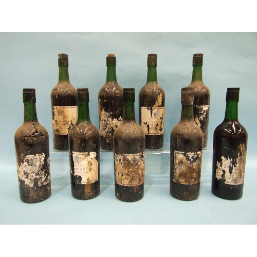 25 - Tawny Fine Old Reserve, South Africa, selected and bottled by James Hawker & Co. Ltd, Plymouth, ...