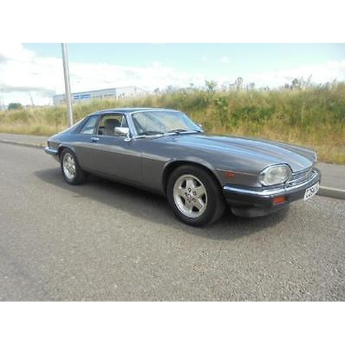 7 - jaguar xjs 3.6 manual ex Martin Brundle car classic car...