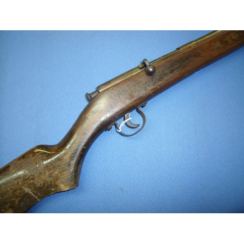 790 - Belgium .410 bolt action shotgun with 24 1/2 inch barrel and 2 1/2 inch chambers, serial no. 405 (sh...