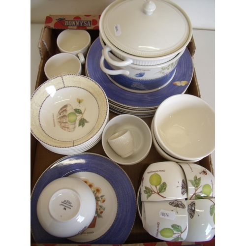 177 - Selection of various modern Wedgwood ceramics and dinnerware in one box...