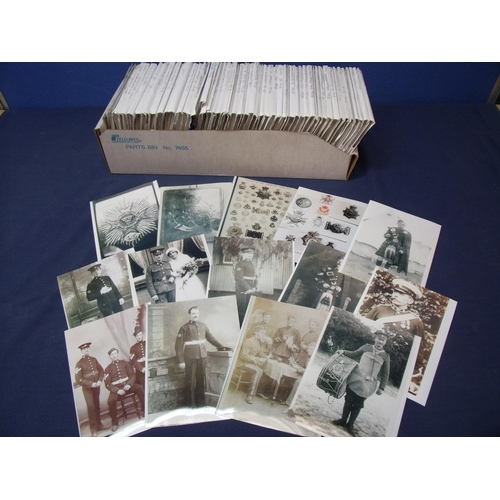 18 - Extremely large collection of mostly photographic prints from military historians (DP&G Military Pub...