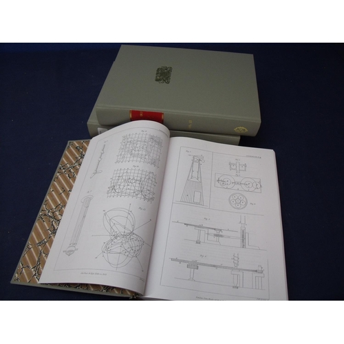 58 - Aide-Memoire to the Military Sciences in three volumes as new, published by DP&G Military Publishers...