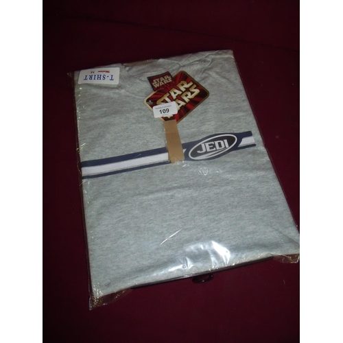 220 - Grey Star Wars Jedi t-shirt (size M)...
