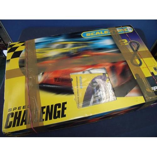 201 - Scalextric Speed Challenge Set, in box...