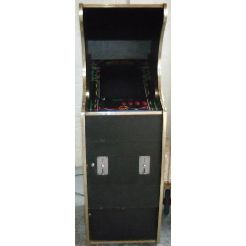 56 - Retro David Green (Video) Ltd arcade game...