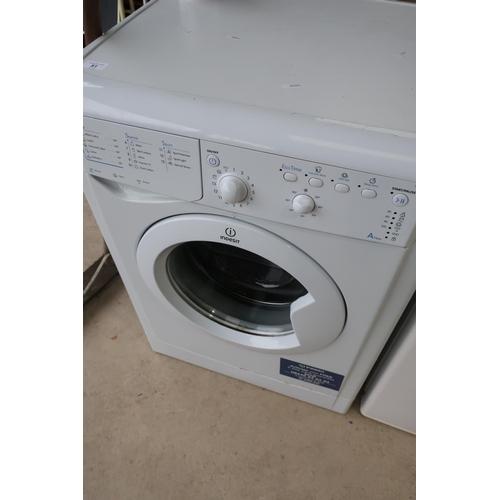 51 - Indisit washing machine...