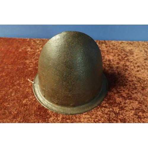 23 - 17th C Kabasset steel helmet...