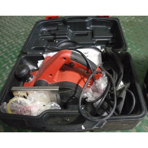 17 - Powerbase Extreme electric planer...
