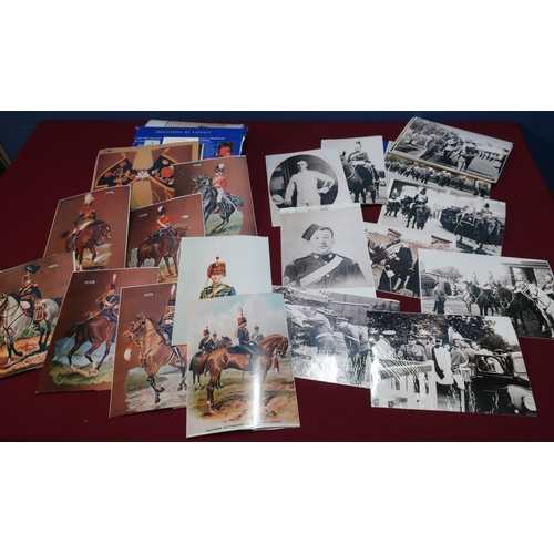 56 - Extremely large collection of military research photographic prints of late Victorian/early 20th C i...