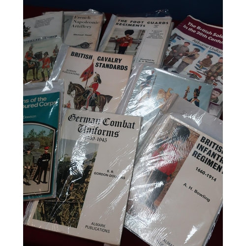 58 - Large quantity of various military regimental journals, publications, handbooks etc including variou...