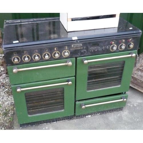 77 - Gas Leisure Range Master 110 oven...