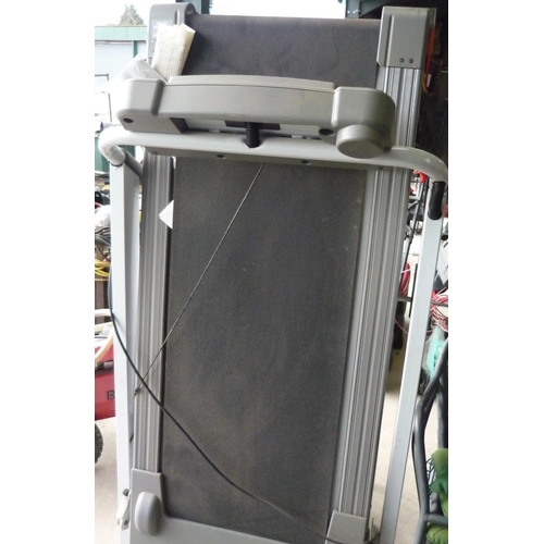 13 - Trimline electric treadmill...