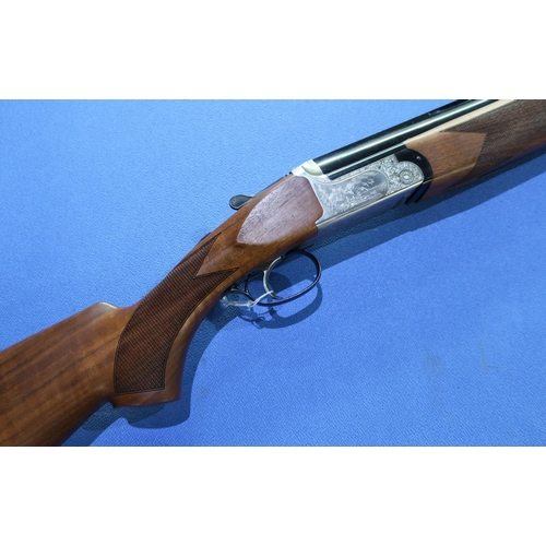 678 - Brand new boxed Zoli BTG Game 12 bore over & under ejector shotgun with 28 1/2 inch multi-choke barr...