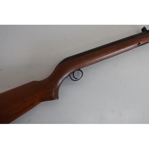 48 - Vintage break barrel .177 air rifle, serial no. 0029089...