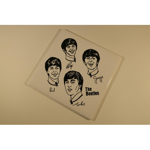 146 - The Beatles tile by Proud Home Products...