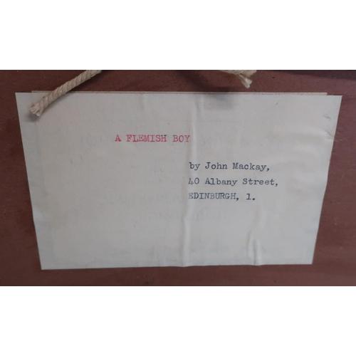 30 - John Mackay,