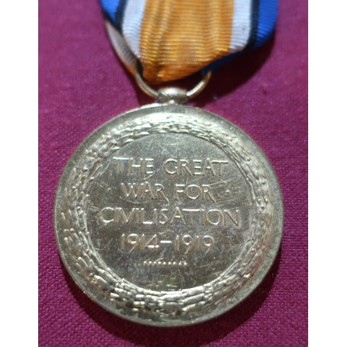 16 - WWI pair of medals awarded to T4-18561 DVR.T.W.GRAHAM A.S.C, and a WWII soldiers pocket bible...