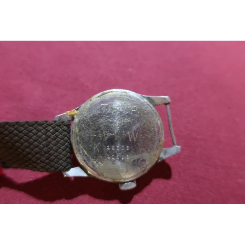 42 - Timor military issue 30 dozen WWWK British Military wristwatch (see lot 41; from the estate of Lieut...