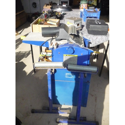 90 - Record Power Planer Thicknesser...