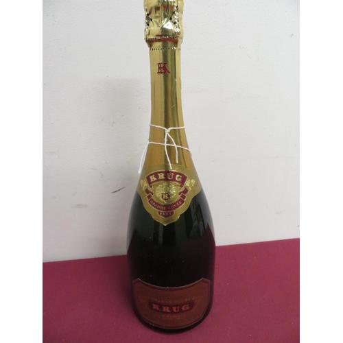 29 - Bottle of Krug Grande Cuvee champagne, 75cl 12% vol...