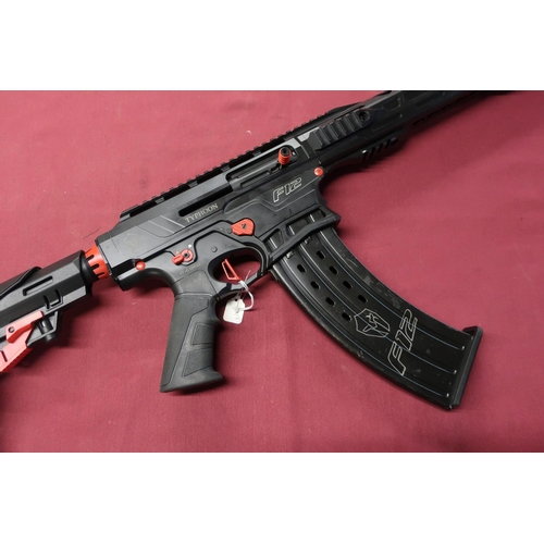 331 - As new ex shop stock Typhoon F12 Maxi Puma 12 bore box fed shotgun (FAC) with 10 round magazine, ser...